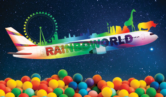 Rainbworld: Exit Game Richmond, BC